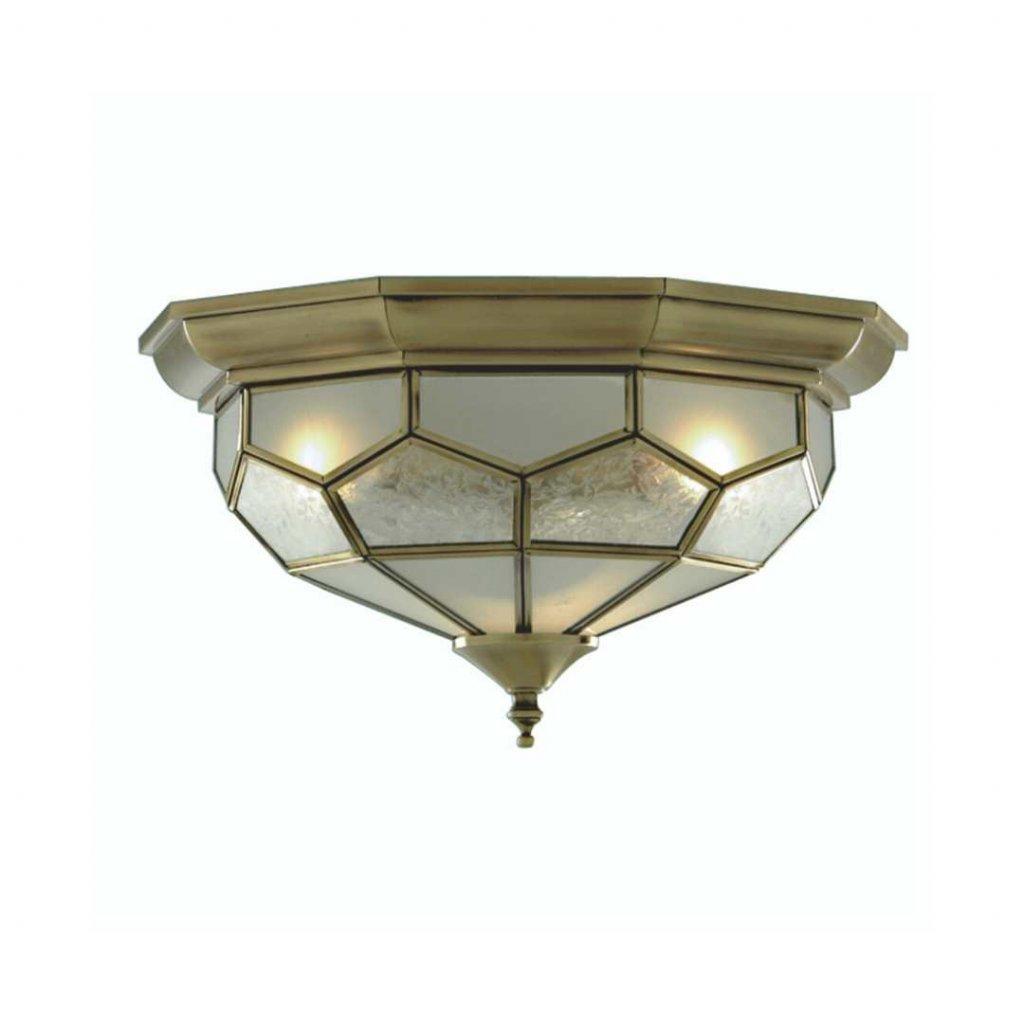 1243 12 stropní svítidlo antická mosaz obchod svitidla pikomal