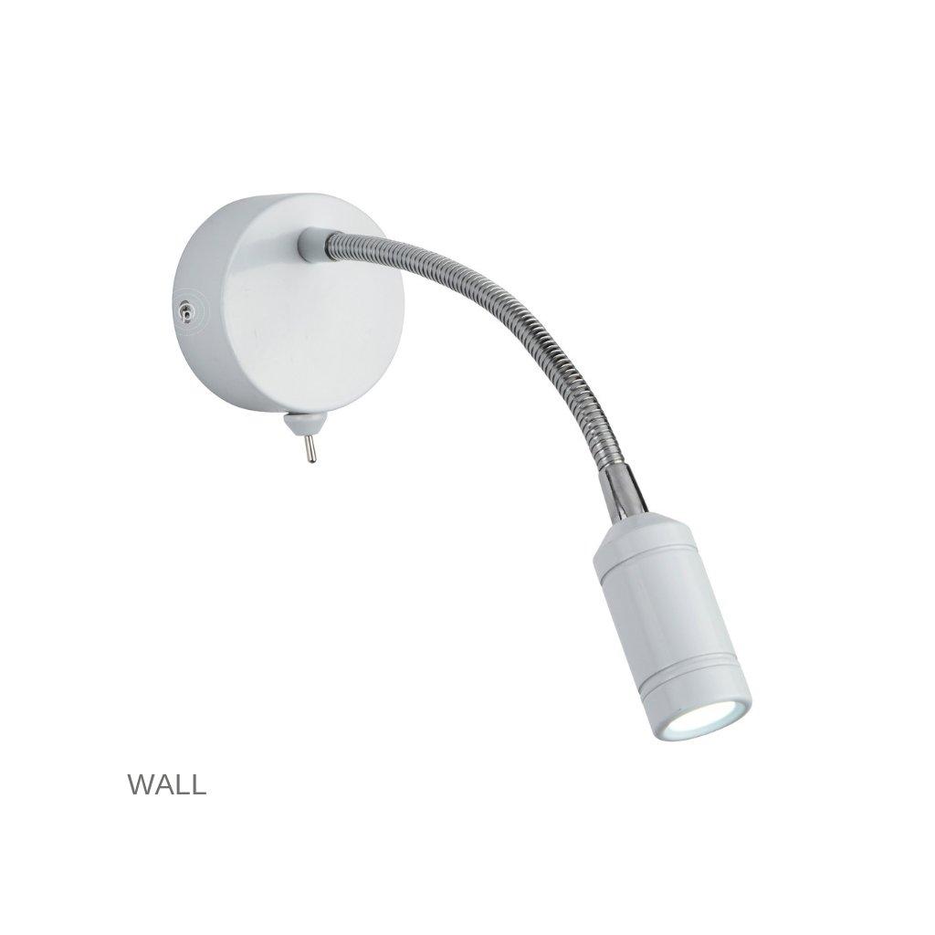 2256WH LED svítidlo Searchlight na stěnu www pikomal cz