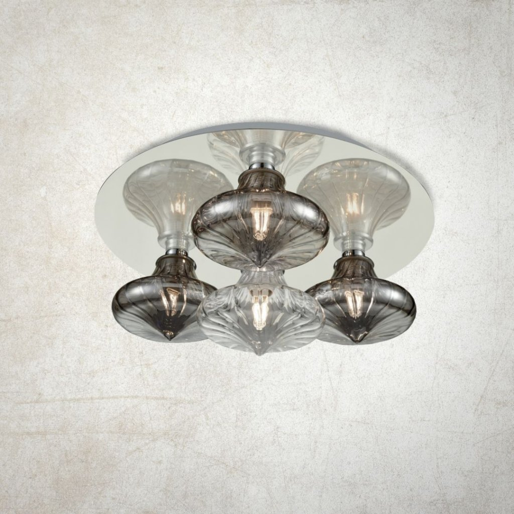 SEN265 3 stropní svítidlo do koupelny IP44 chrom a kouřové sklo obchod svitidla pikomal senemty (jpg)
