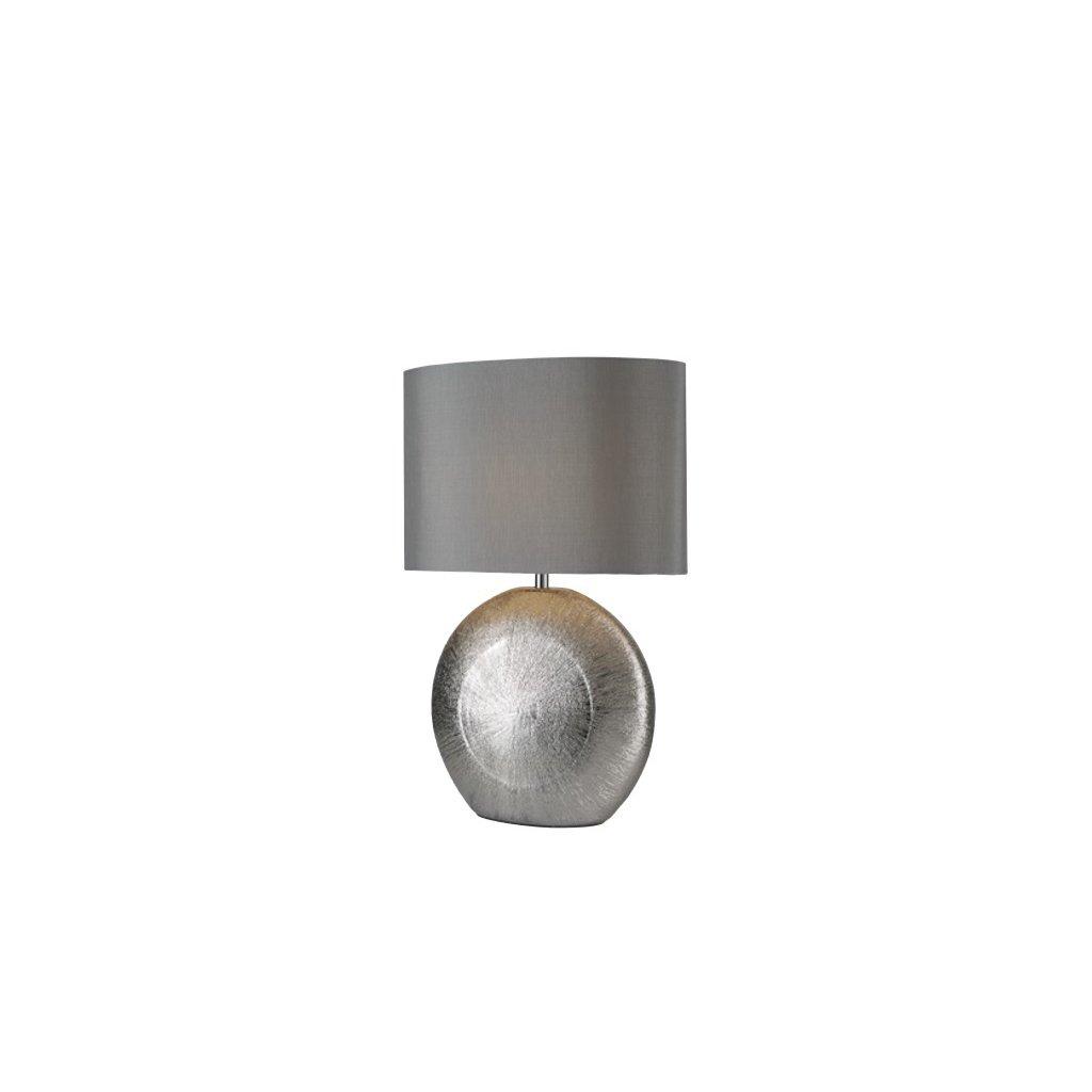 DT40 stolní lampa barva stříbrná