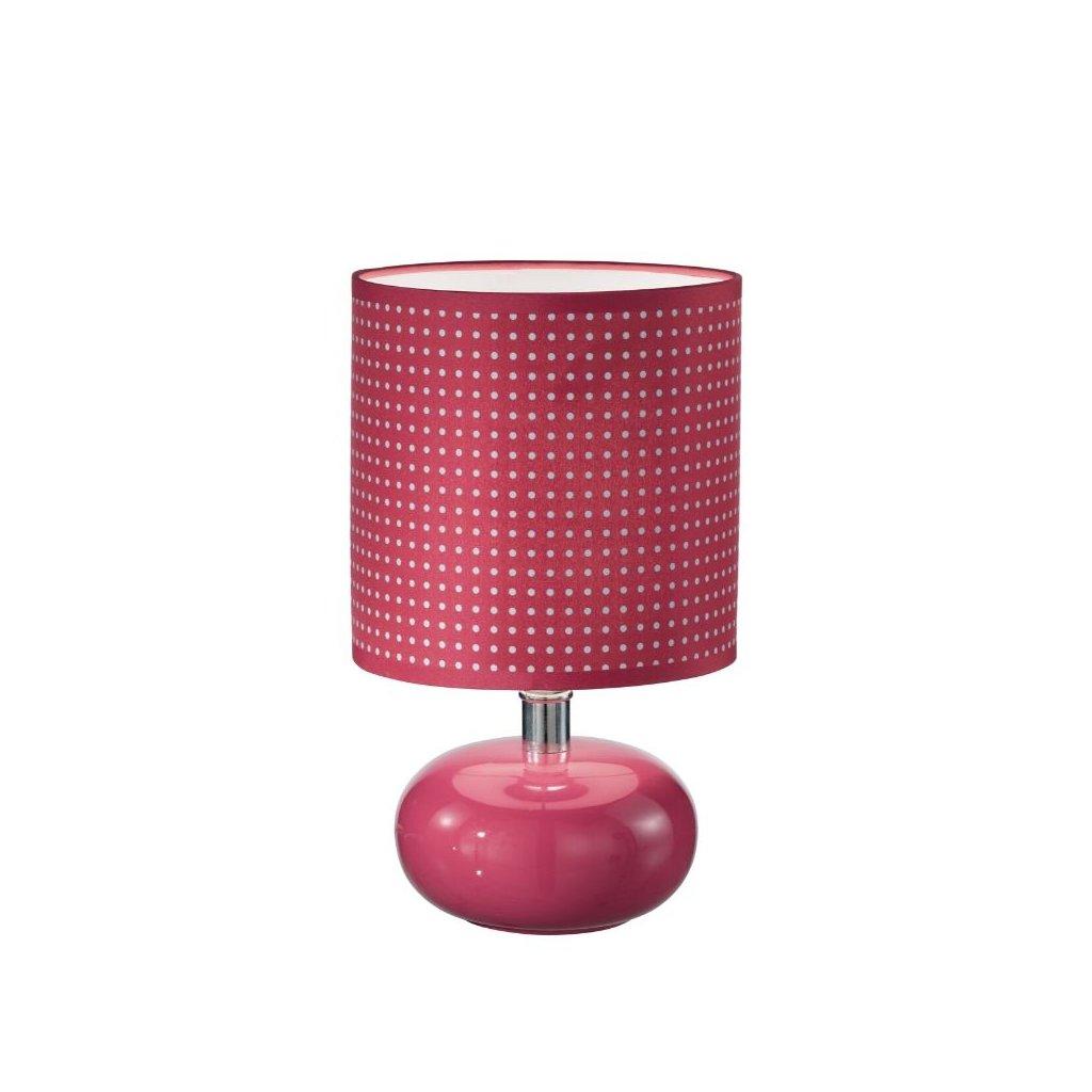I pinko L rosa lampička na stul ruzova obchod svitidla pikomal