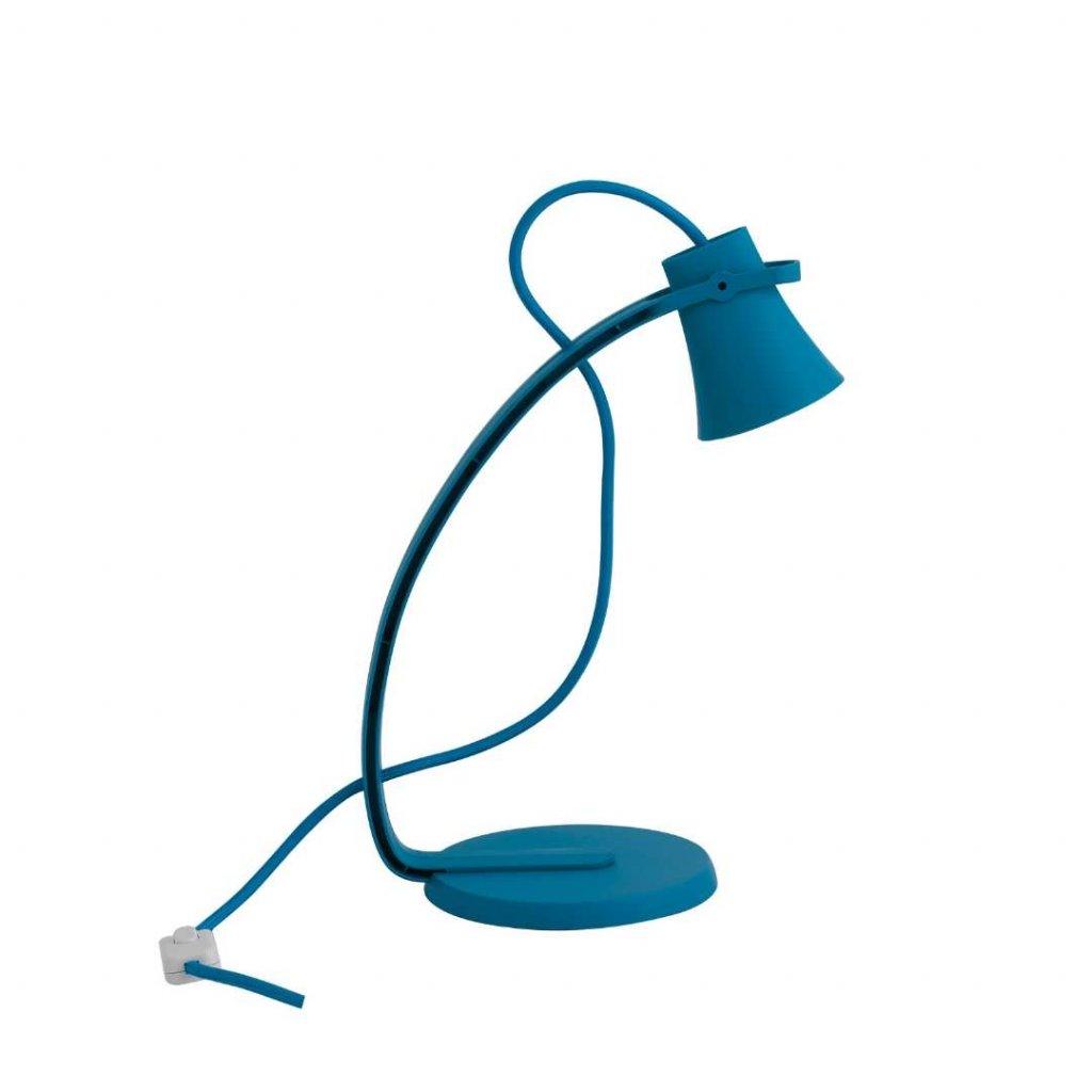ledt kant blue stolni lampička obchod svitidla pikomal faneurope