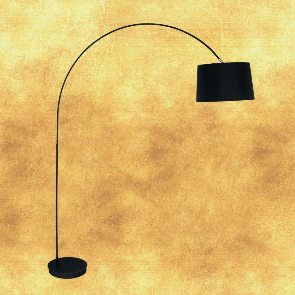 I DREAM PT NERO stojací oblouková lampa černá obchod svitidla pikomal
