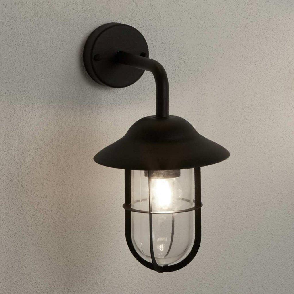 3291BK venkovni svetlo na stenu IP44 obchod svitidla pikomal searchlight