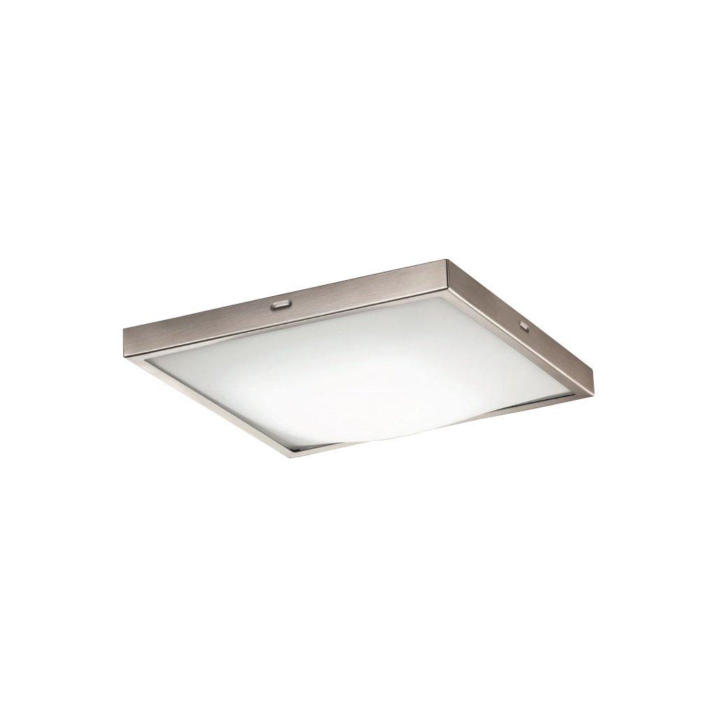 3504-65-178 OSAKA stropní svítidlo 40cm LED kov nikl mat WxC