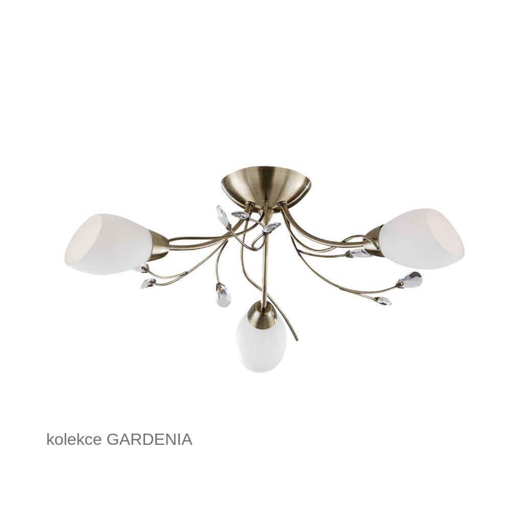 1763 3AB GARDENIA Searchlight stropní svítidlo www pikomal cz