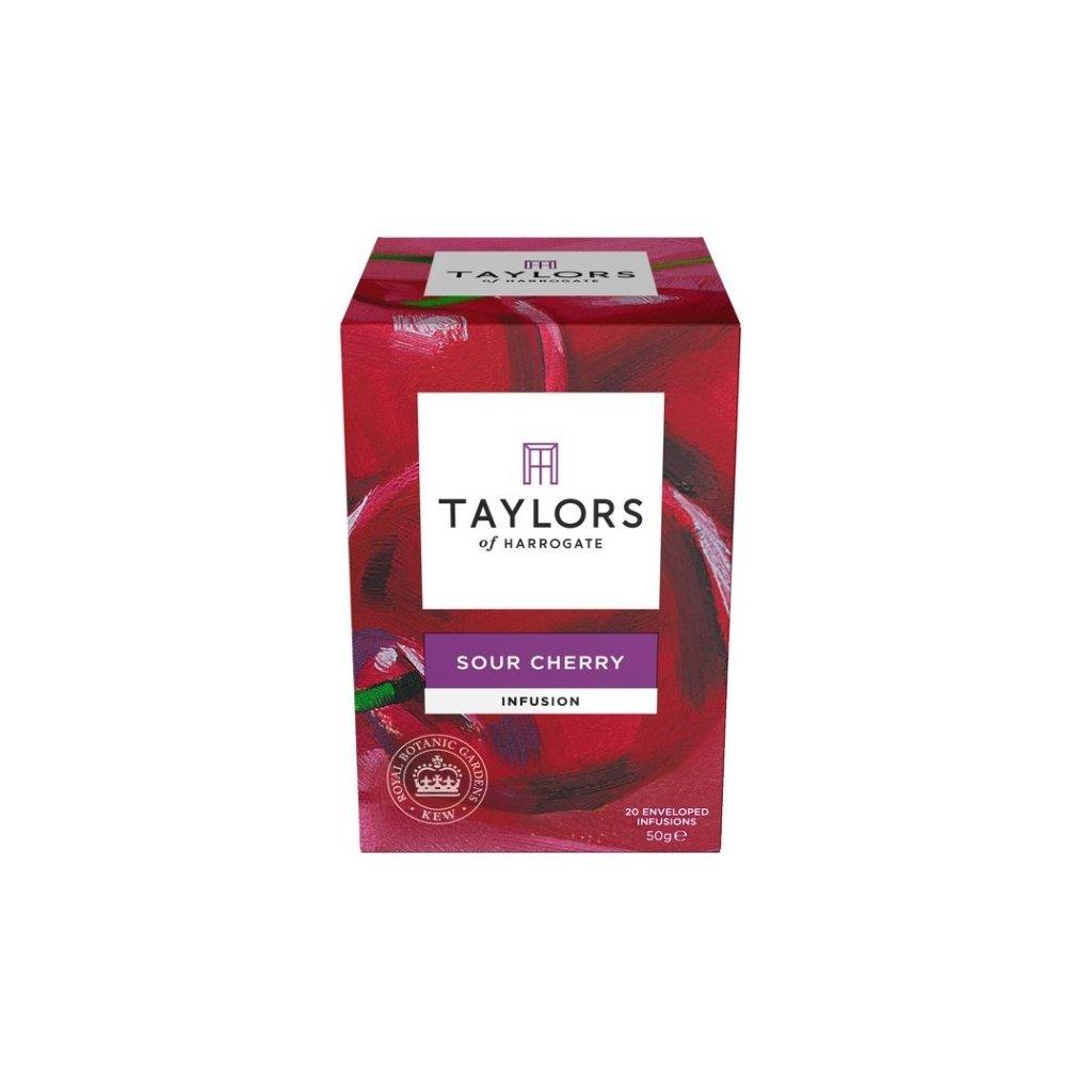 TAYLORS SOUR CHERRY ovocný čaj 50g