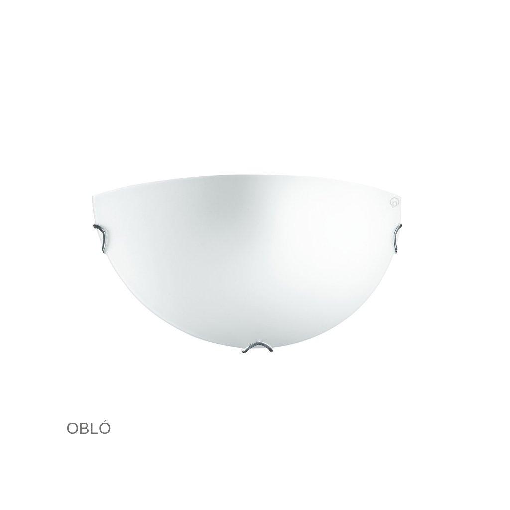 I OBLO AP FANEUROPE bílé svítidlo na stěnu www pikomal cz