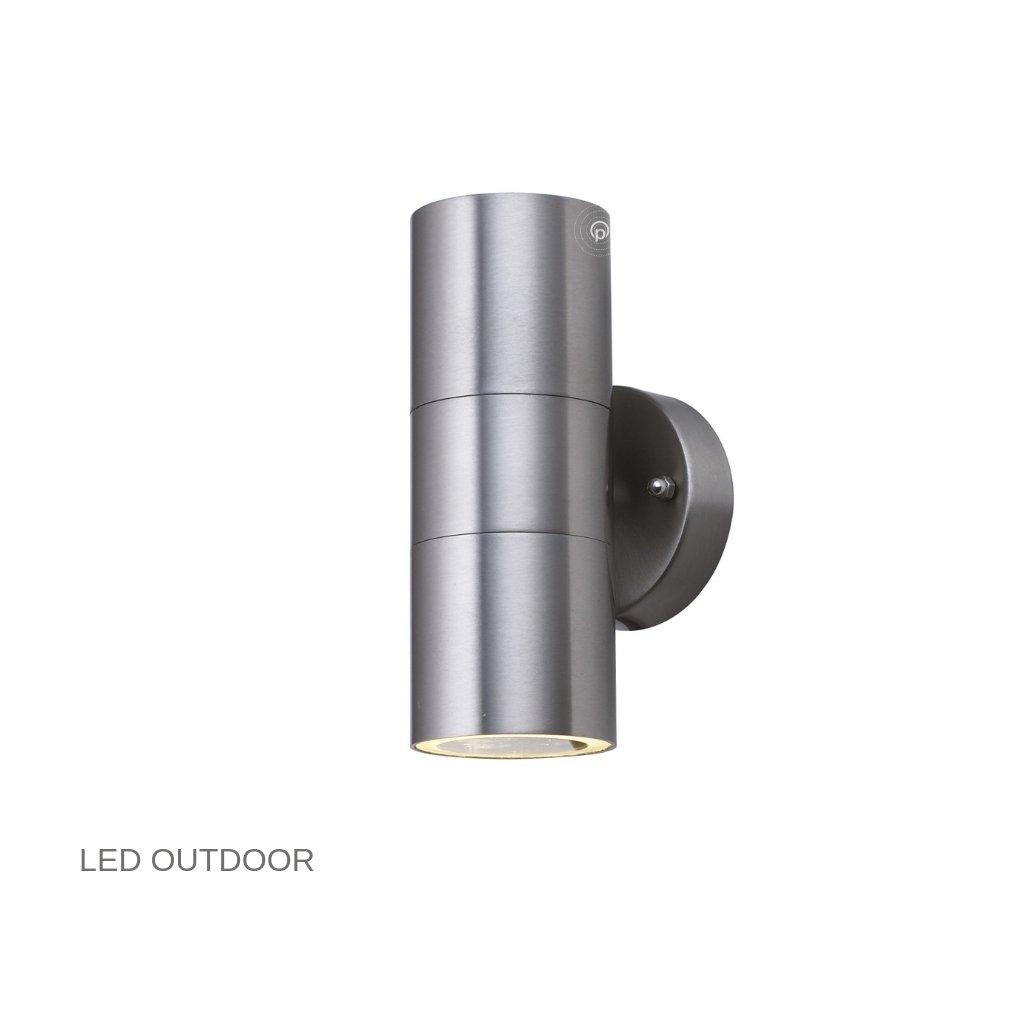 5008 2 LED venkovni svitidlo na stenu searchlight pikomal