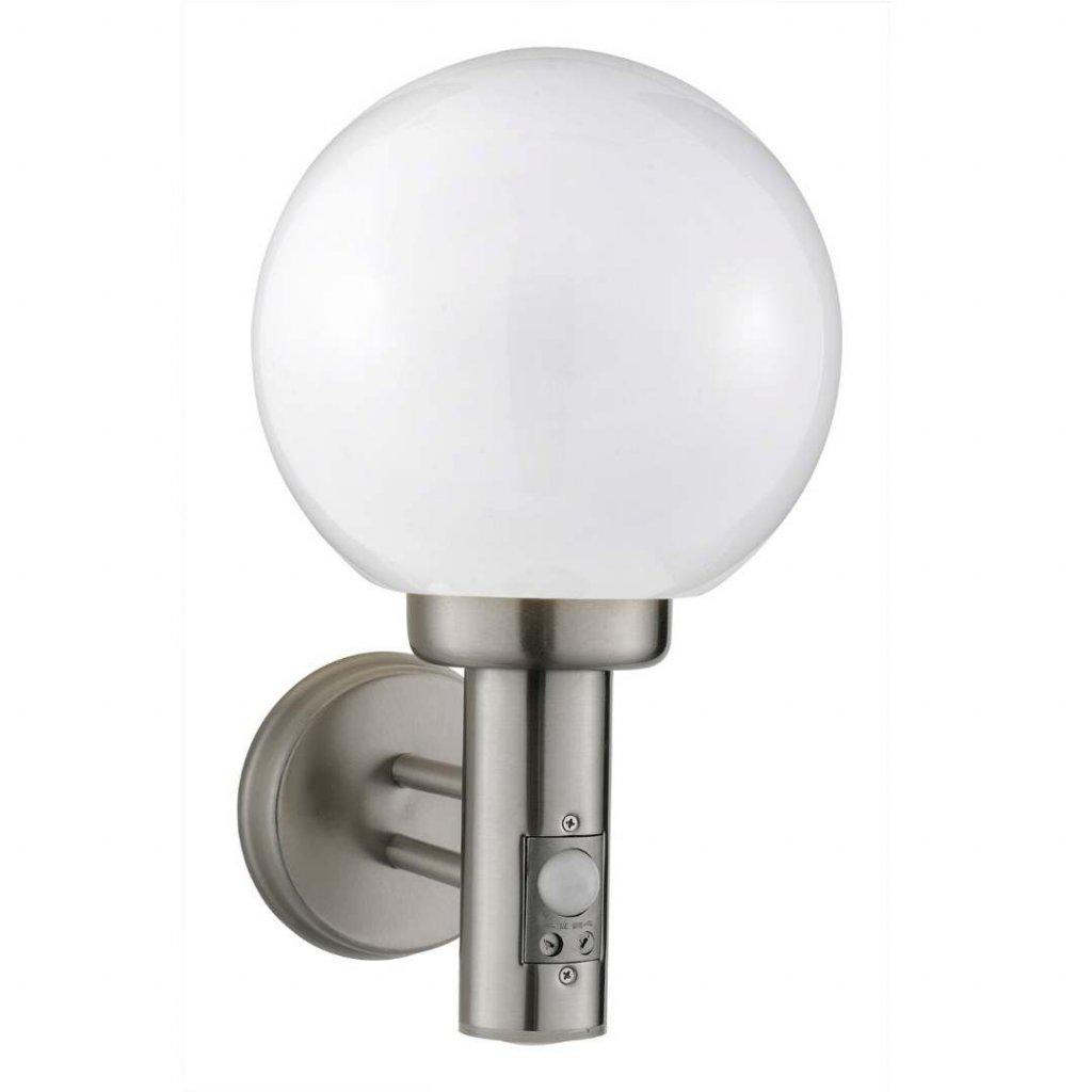 085 venkovní svítidlo nerez senzor IP44 obchod svitidla pikomal searchlight