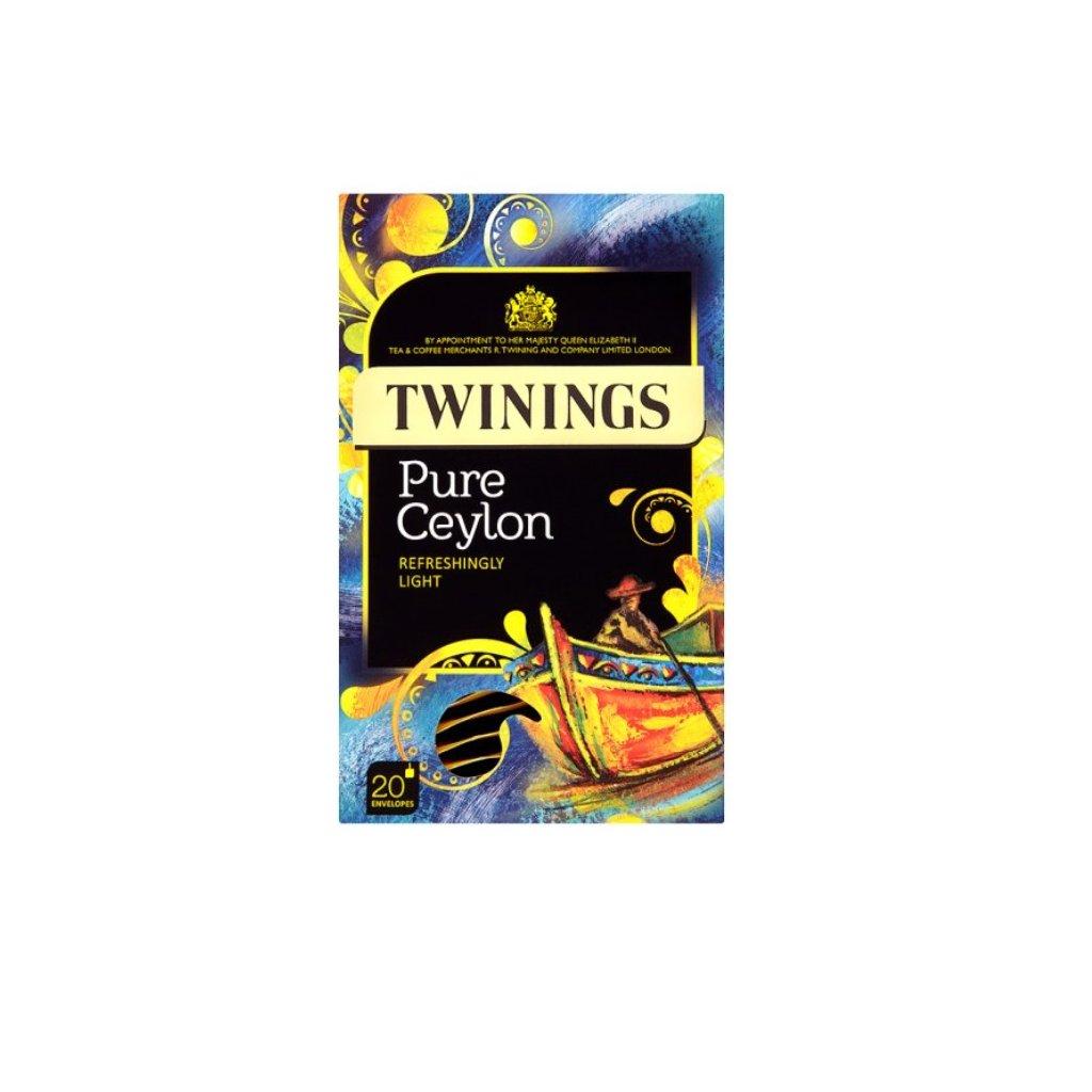 TWININGS pure ceylon