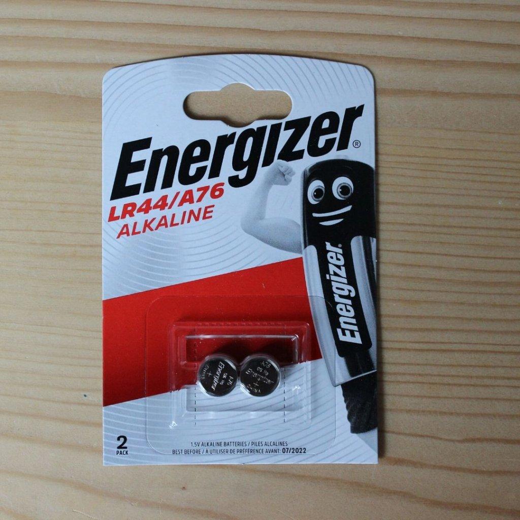 LR44 A76 AG13 knoflikova baterie obchod svitidla pikomal energizer