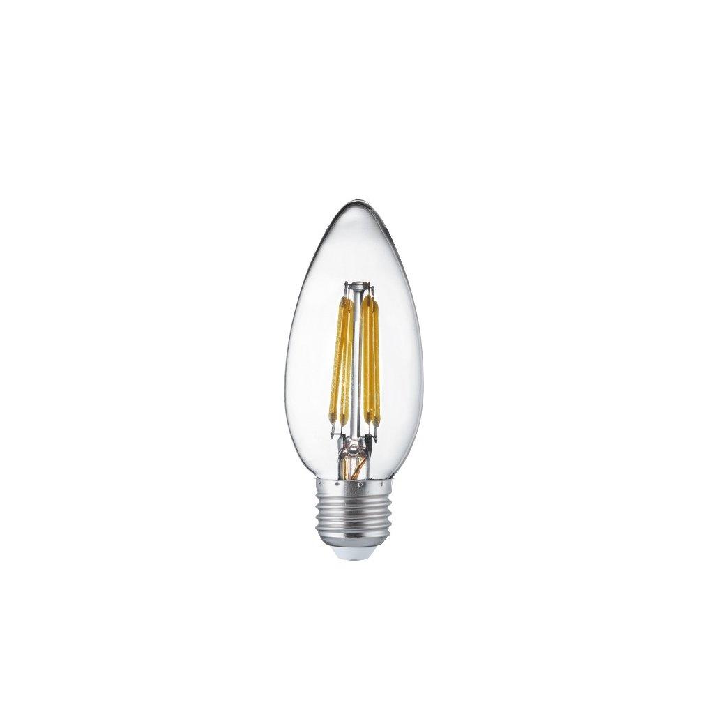 L1927 4WW svíčka LED filament 4W
