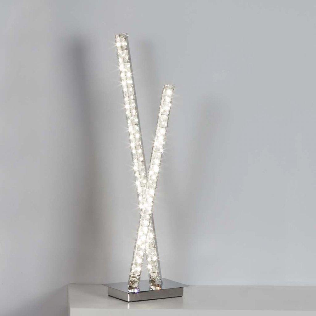 EU2111cc stolni LED lampa chrom obchod svitidla pikomal searchlight