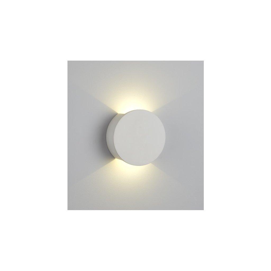 8447 PLASTER přisazené svítidlo kulaté sádra LED