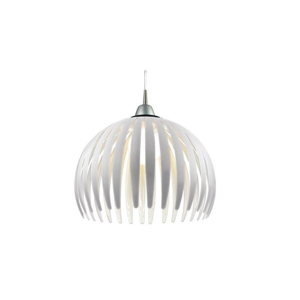 914006 ACRYLIC závěsné svítidlo bílé barvy E27 (N2)