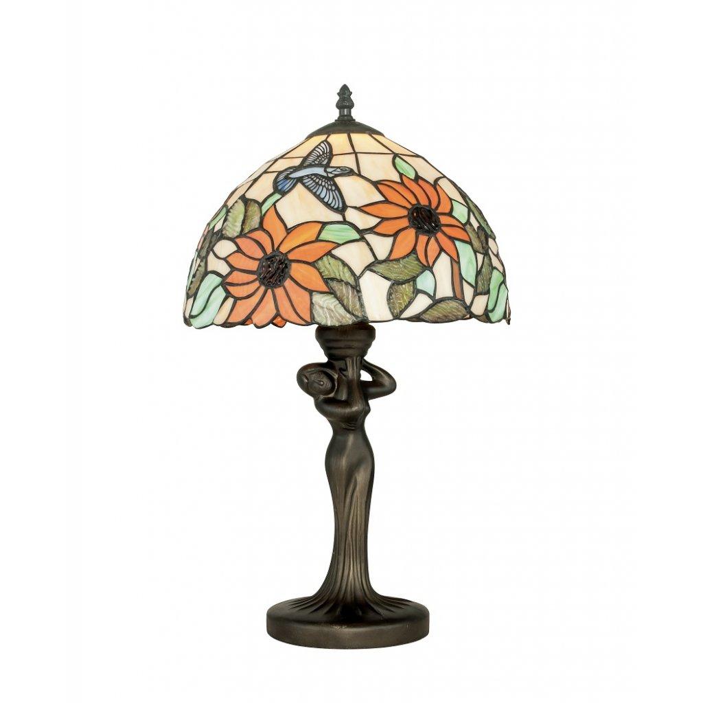 8031440351867 DAFNE stolní vysoká lampa