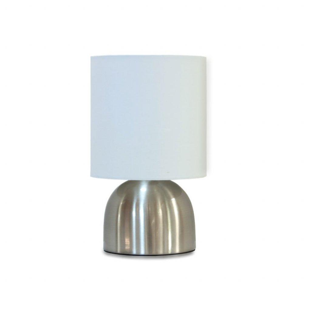3920ss stolní dotyková lampa obchod svitidla pikomal na noční stolek bílé