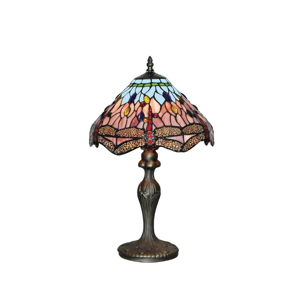 1287 stolni lampa tiffany obchod svitidla pikomal