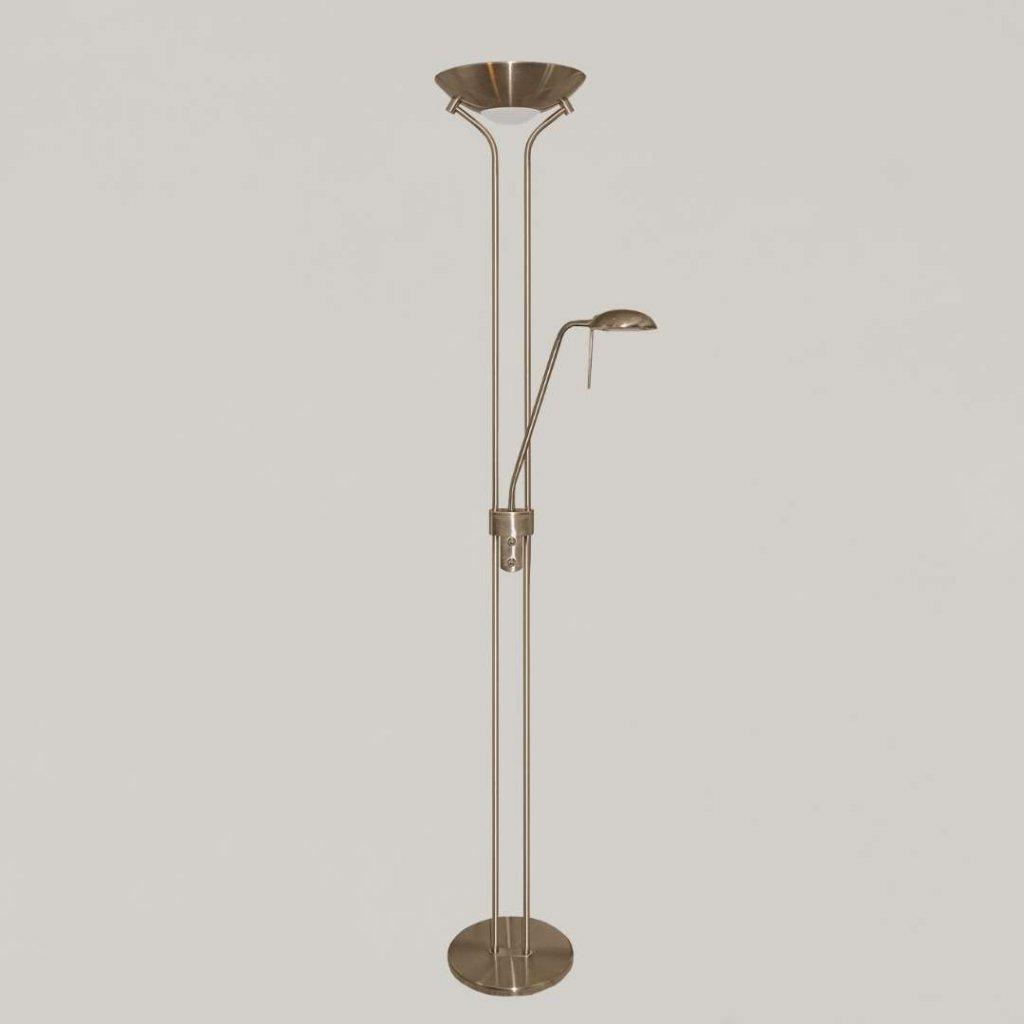 4329AB stojací halogenová lampa se stmívačem obchod svitidla pikomal