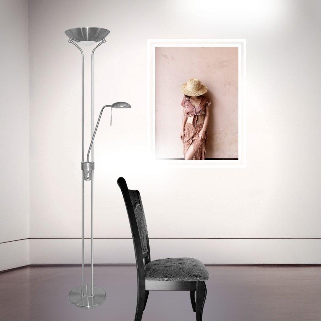 stojací lampa se stmívačem nikl mat a stojací lampy se stmívačem obchod svitidla pikomal senemty jpg