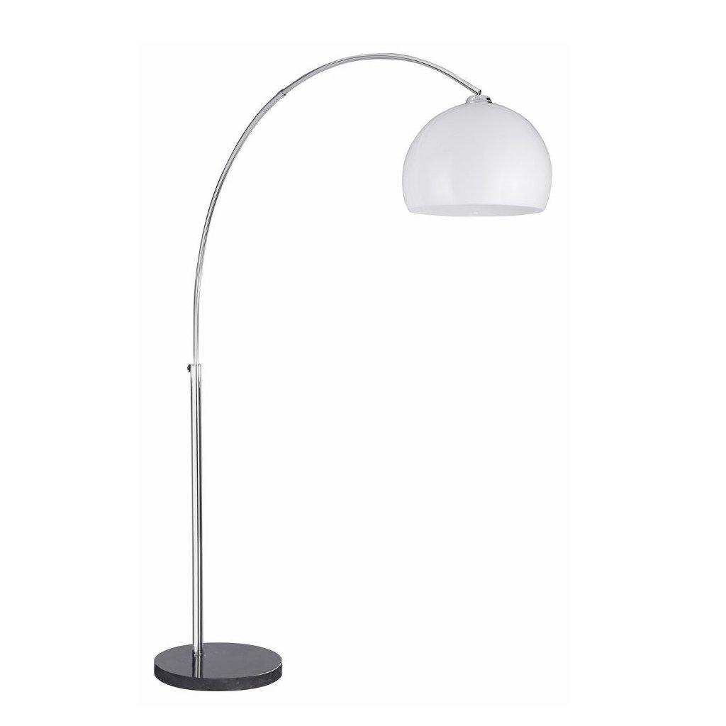 eu1037cc stojaci lampa do oblouku chrom obchod svitidla pikomal searchlight