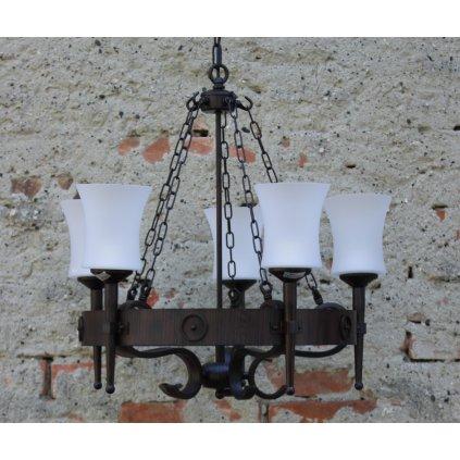 0815 5BK CARTWHEEL Searchlight lustr na www pikomal cz