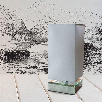 700185 stolní lampa na noční stolek zrcadlo obchod svitidla pikomal