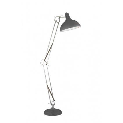 DT33 stojací lampa šedá GOLIATH