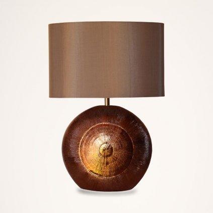 DT39 Sole stolní bronzová lampa obchod svitidla pikomal