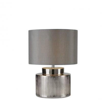 DT42 stolní lampa ve stříbrné barvě