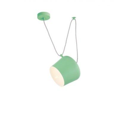 DT57 závěsné svítidlo zelená barva
