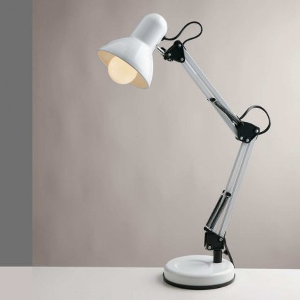 LDT033ARC BIANCO stolni pracovni lampa obchod svitidla pikomal faneurope