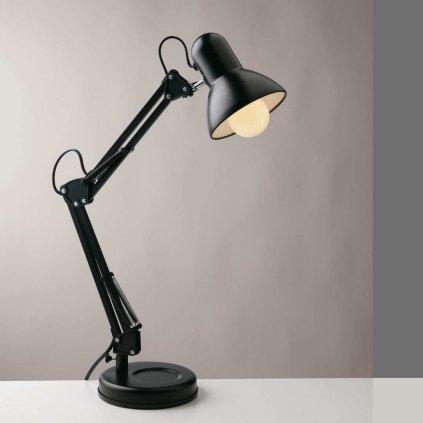 LDT033ARC NERO stolni pracovni lampa obchod svitidla pikomal faneurope