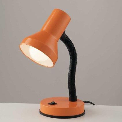LDT032 oranzova stolni lampa obchod svitidla pikomal faneurope flexi