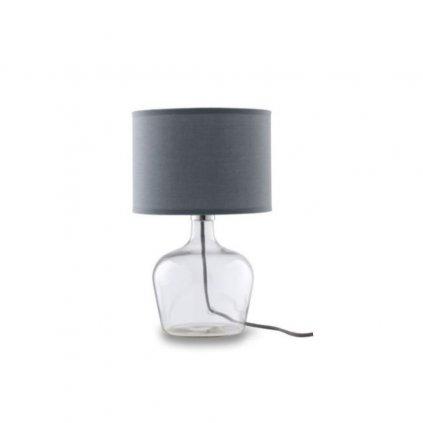 i hendrix L GRI stolní lampa šedá barva flaška lahev obchod svitidla pikomal