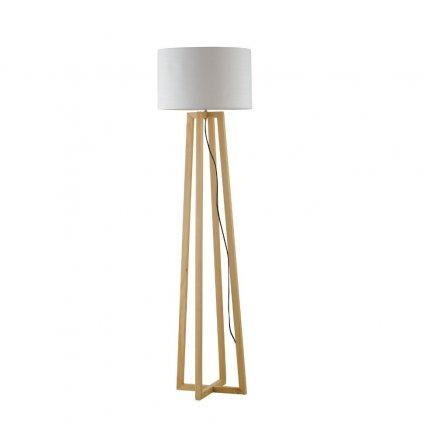 I BERRY PT stojaci lampa drevo textil obchod svitidla pikomal