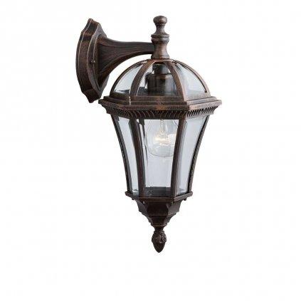 1563BR venkovní svítidlo na stěnu ip44 obchod svitidla pikomal