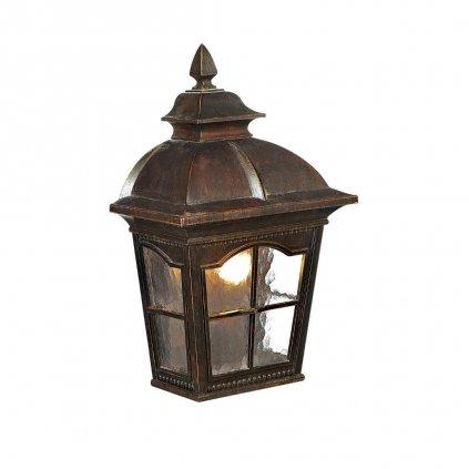 1576BR venkovní svítidlo na stěnu ip23 obchod svitidla pikomal