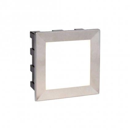 0763 ANKLE zápustné svítidlo do stěny LED nerezové IP65
