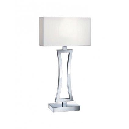 EU4081CC stolní lampa Searchlight lesklý chrom www pikomal cz