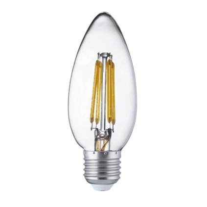 L1927 4WW žárovka LED 4W patice E27 tvar svíčka na www pikomal cz