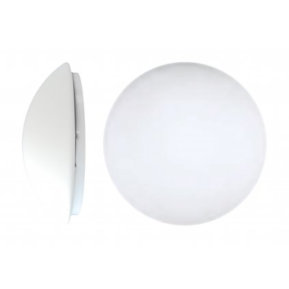 5501/30 TOP stropní svítidlo 2xE27 sklo barva bílá