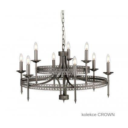 CROWN9 ELSTEAD závěsné svítidlo na www pikomal cz