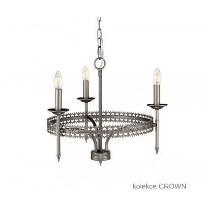 CROWN3 ELSTEAD závěsné svítidlo na www pikomal cz