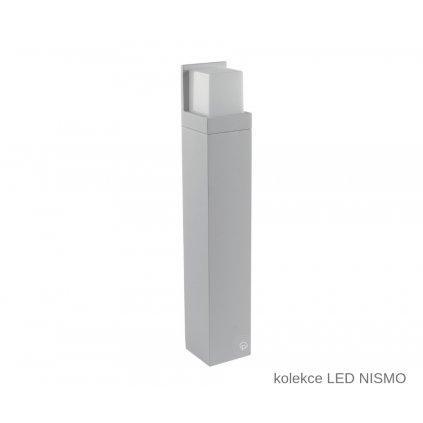 LED NISMO P60 FANEUROPE venkovní svítidlo na zem na www pikomal cz