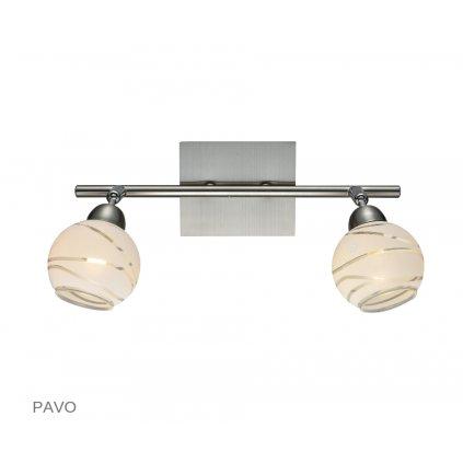 760016 2 PAVO spoty na stěnu ESTO na www pikomal cz