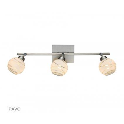 760016 3 PAVO spoty na stěnu na strop ESTO na www pikomal cz
