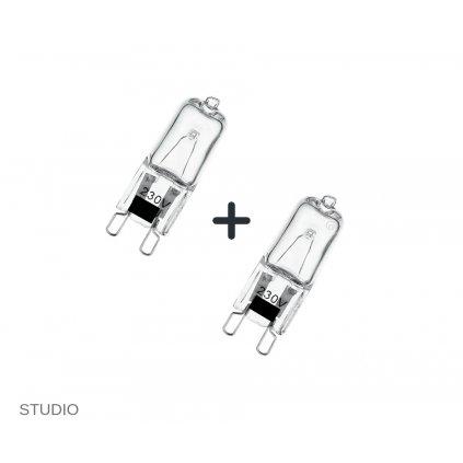 G9 33W BLISTR 2ks ESTO halogenové žárovky www pikomal cz