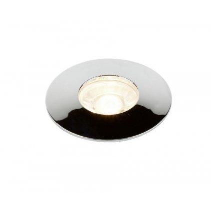 295 FLUSH LED zápustné svítidlo chrom